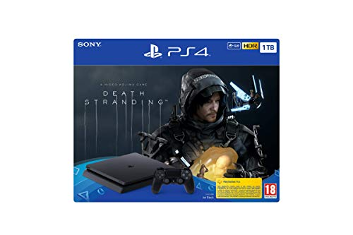 PlayStation 4 Consola de 1 TB + Death Stranding (PS4)