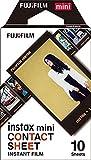 Fujifilm Película instantánea instax mini 'hoja de contactos', 10 fotos