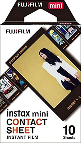 instax Film mini Contact Sheet Border (10 Shot Pack)