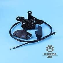 FidgetGear 4Pcs Hood Lock + Cable + Release Handle + Bracket Set for VW Golf Jetta MK4 Bora