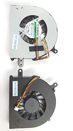 Kompatibel für IBM Lenovo Ideapad G400 G410 G405 G500 G505 G510 Lüfter Kühler Fan Cooler Version 2