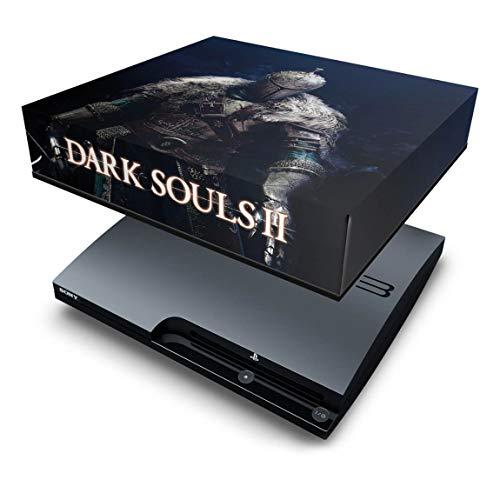 Capa Anti Poeira PS3 Slim - Dark Souls 2 Ii