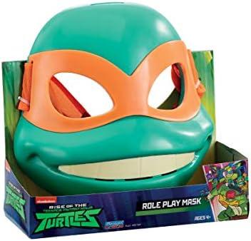 Teenage Mutant Ninja Turtles TU204300 The Rise of the Teenage Mutant Ninja Turtles Raph Role Play Mask