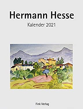 Hermann Hesse 2021. Kunstkarten-Einsteckkalender