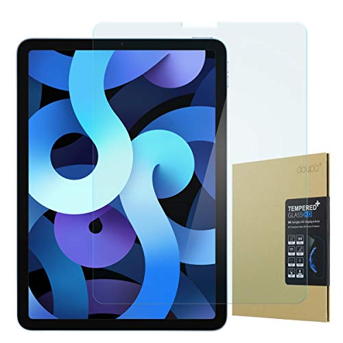 doupi Pellicola Protettiva per iPad PRO (11 Pollice) 2018, Premium 9H Vetro temperato HD Protezione dello Schermo Tempered Glass