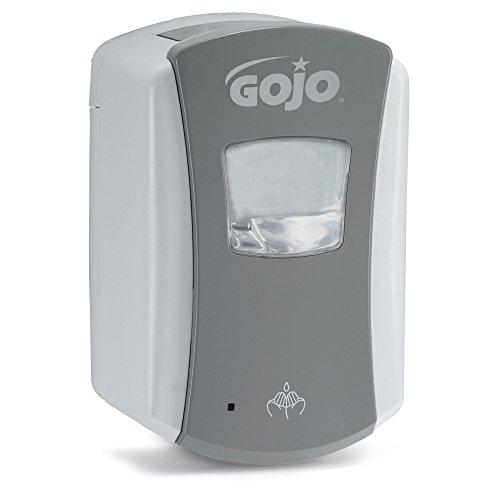Dispensador Automático GOJO® LTX-7™, 700 ml, 1384-04, Gris/Blanco