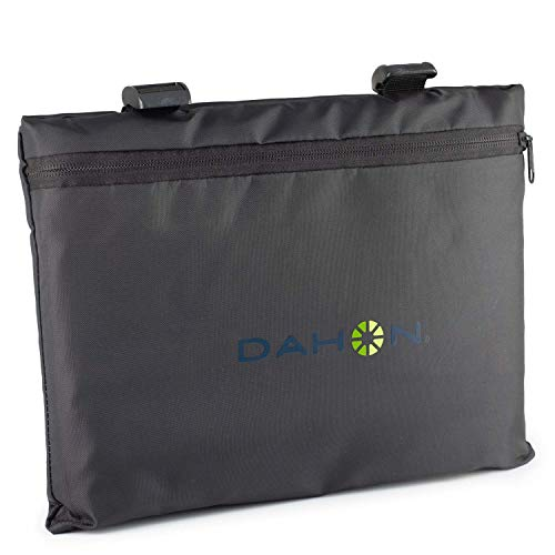 Dahon Carry Bag Bolsa de Transporte para Bicicleta Plegable, Adultos Unisex, Negro, Talla Unica