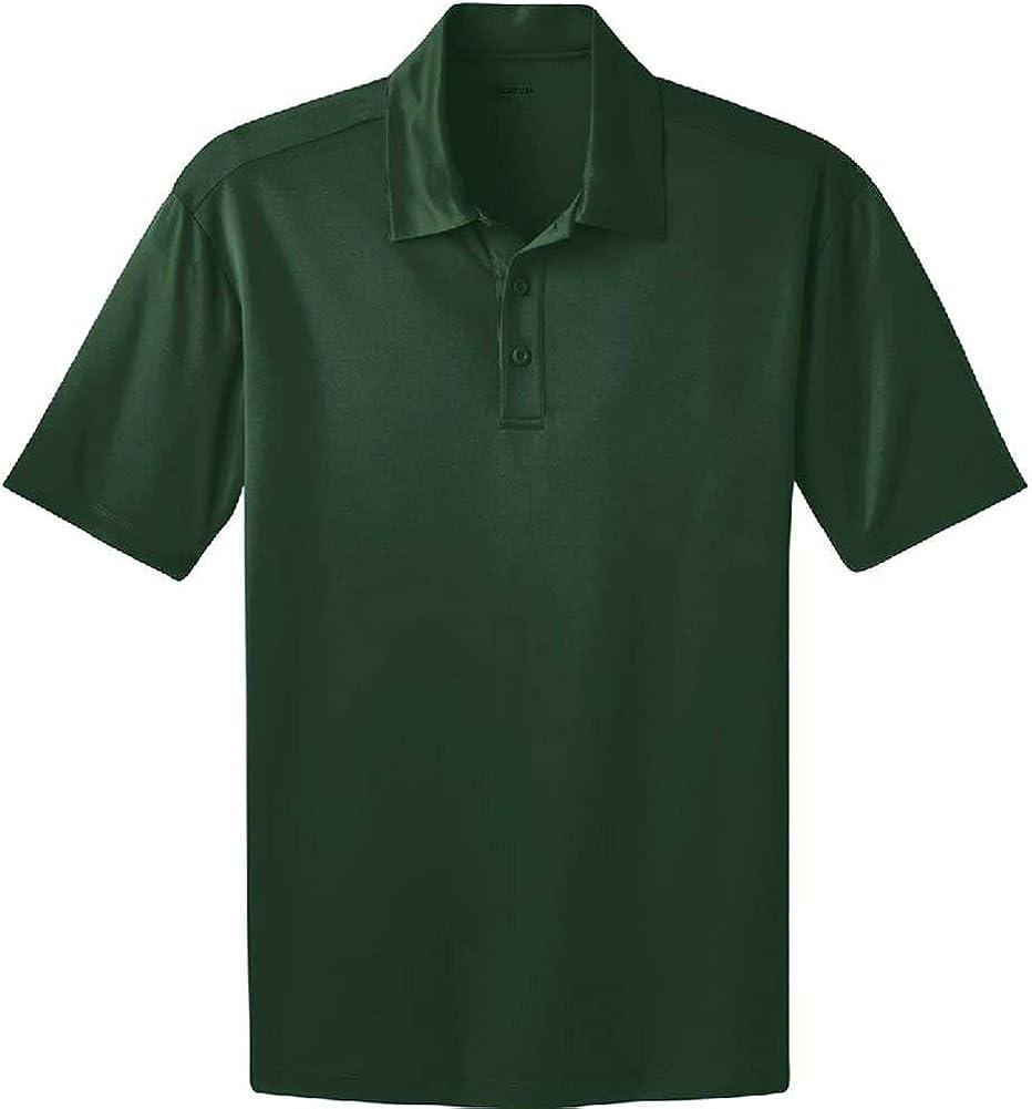 New popularity Joe's USA Men's Big Tall shop Short Sleeve Silk To Wicking Moisture