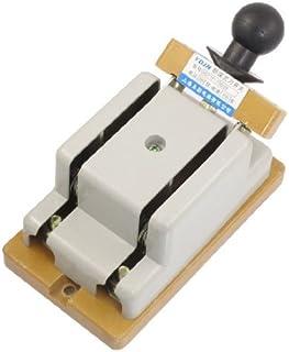 Interruttore eDealMax bipolare elettrico Coltello freno di sicurezza, 380V, 100 Amp