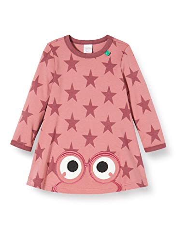 Fred's World by Green Cotton baby-meisjes jurk Star peep dress