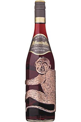 Affentaler Affenflasche, Spätburgunder Rotwein 0,75l
