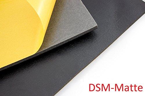 DSM DSM-Matte 1 Stück ( 1.000 x 500 x 11mm ) Schaumstoffmatte Schaumstoff DSM Dämmschaummatten Noppenschaum Akustikschaum Schallisolierung Schallabsorber Dämmung Schallakustik (6000x1000x20mm / 6m²)
