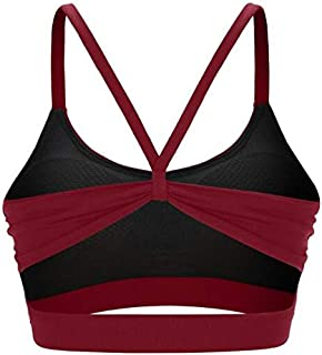 Sports Bra Female Bow Beauty Back Sports Underwear Thin Section Running Shockproof Gathering Stereotype