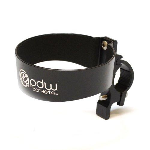 PDW-Kaffeebecher für Baristas, schwarz schwarz 31.8 mm