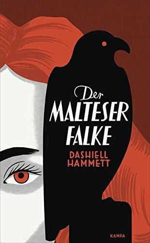 Buchseite und Rezensionen zu 'Der Malteser Falke' von Dashiell Hammett