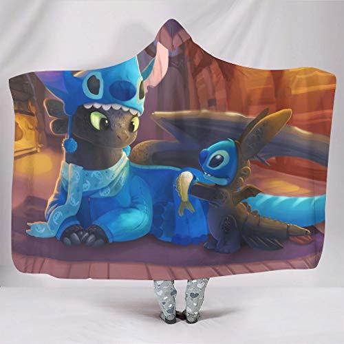 Rinvyintte Thermisch draagbare dekens, verschillende patronen, zorgvuldige verwerking voor kamers in de lente of herfst of winter, warme stijl