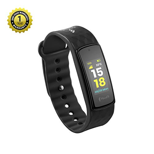 Mevofit Bold Fitness Band and Fitness Smartwatch with Color Display, Heart Rate for Athletes and...