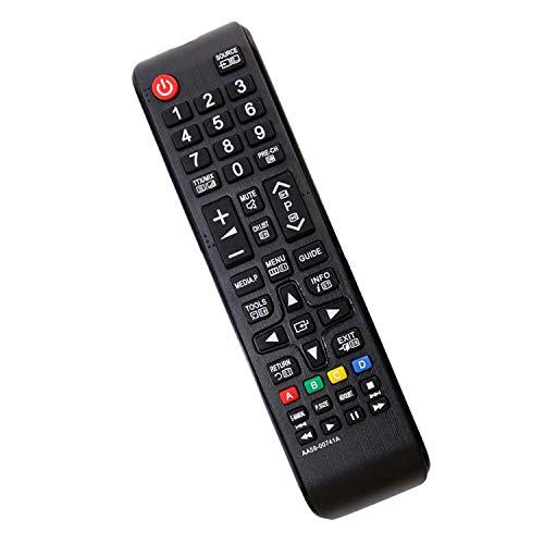 Nuovo Telecomando Sostitutivo Samsung AA59-00741A, Nessun Bisogno Di Programmazione - Fit HDTV TV LCD Al Plasma A LED Smart TV, Sostituto BN59-01175N BN59-01199F AA59-00786A AA59-00602A BN59-01247A