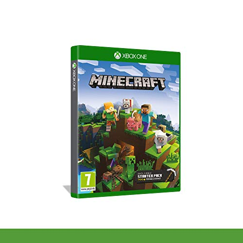 Xbox One Minecraft Starter Collection - Pegi 7, Console Xbox One, Microsoft Studios, Mojang