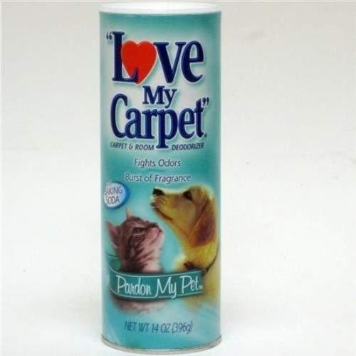 Love My Carpet Pardon My Pet Rug & Room Deodorizer