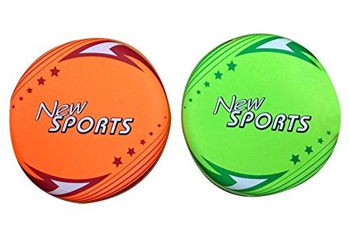 Vedes New Sports Neopren-Wurfscheibe, 2-Fach Sortiert - Sortiert, Preis Gilt für 1 Stück