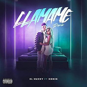 Llamame (feat. Doris) [Remix] (Remix)