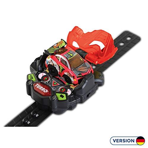 VtechTurbo Force Racers - Super Car rot, Ferngesteuertes Auto, Mehrfarbig