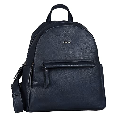 Gabor bags MINA Damen Rucksack M, blue, 29x15x30
