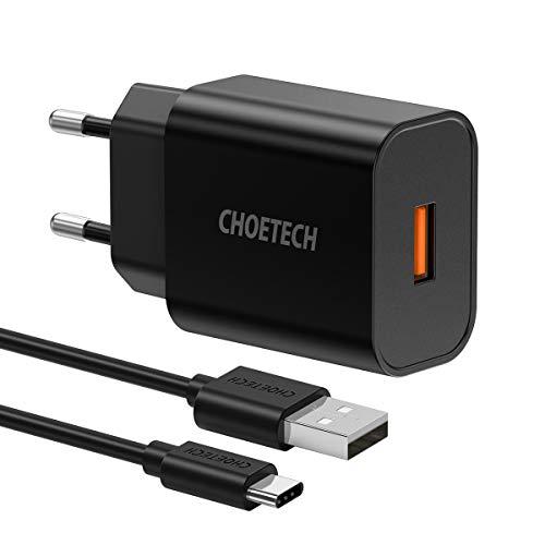 CHOETECH Caricatore USB Quick Charge 3.0 18W a 2,3€ su AliExpress!
