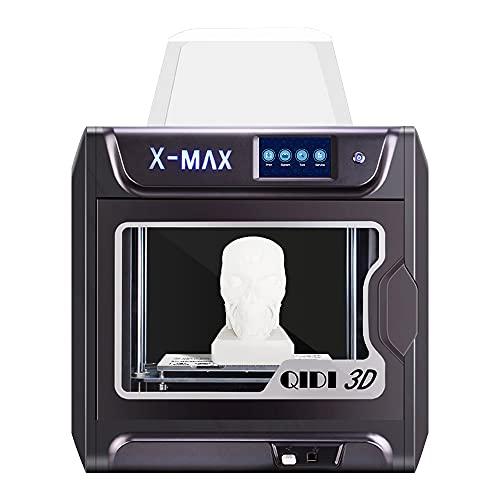 R QIDI TECHNOLOGY Large Size Intelligent Industrial Grade 3D Printer New Model:X-max,5 Inch...