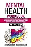 Mental Health Workbook: 6 Books in 1: The...