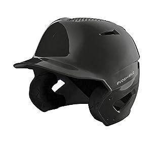 EvoShield XVT Batting Helmet, Black - S-M