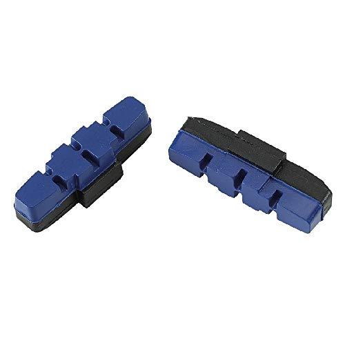 Ashima Magura HS33 - HS11 Paire de patins bleus pour freins hydrauliques