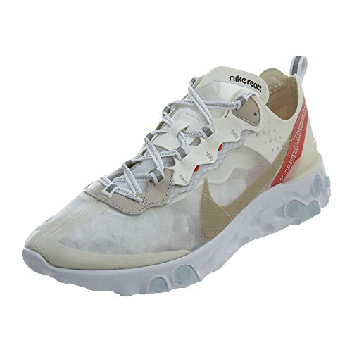 React Element 87 AQ1090 (10.5, Sail/Light Bone/Wihite)