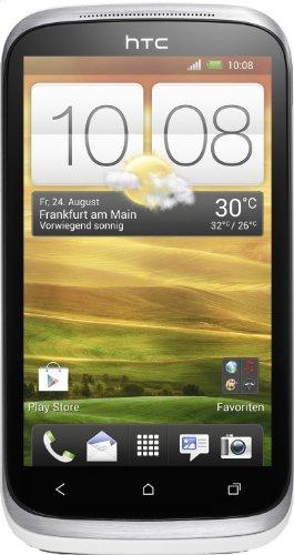 HTC Desire X - Smartphone Libre Android Color Blanco [Importado de Francia]