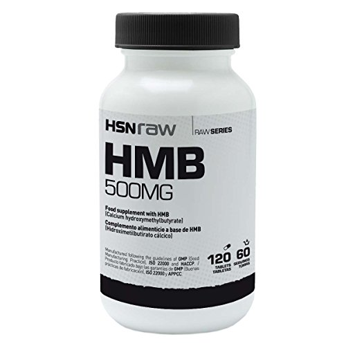 HSN Raw – HMB for The Increase Protein Synthesis and anticatabólico – 120 Tablets