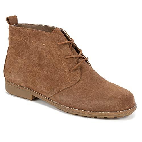 Price comparison product image WHITE MOUNTAIN Shoes Auburn Women's Boot,  Hazel / Suede,  9H M