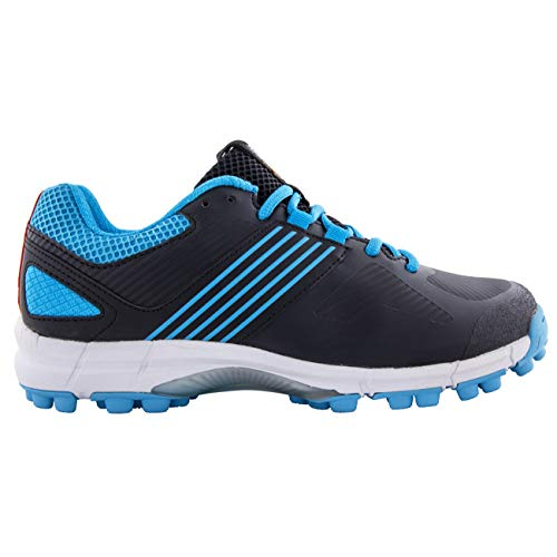 Grays Flash 2.0 Outdoor Hockeyschuhe für Kinder (black/blue)-37