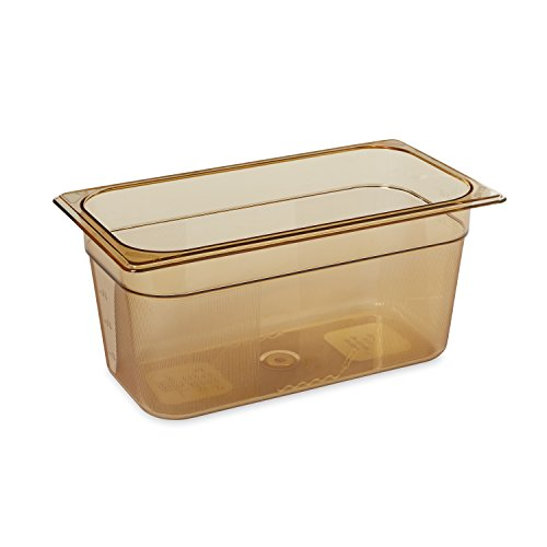 Best Deals! Rubbermaid Commercial Products Hot Food Insert Pan for Restaurants/Kitchens/Cafeterias, ...