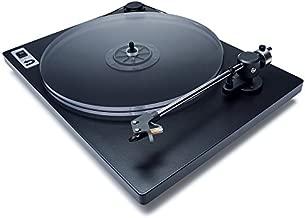 U-Turn Audio - Orbit Plus Turntable with built-in preamp (Black)