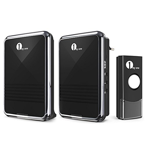 1byone Wireless doorbell Timbre...