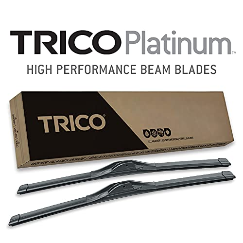 TRICO Platinum 26 inch & 17 inch pack of 2 High Performance Automotive...