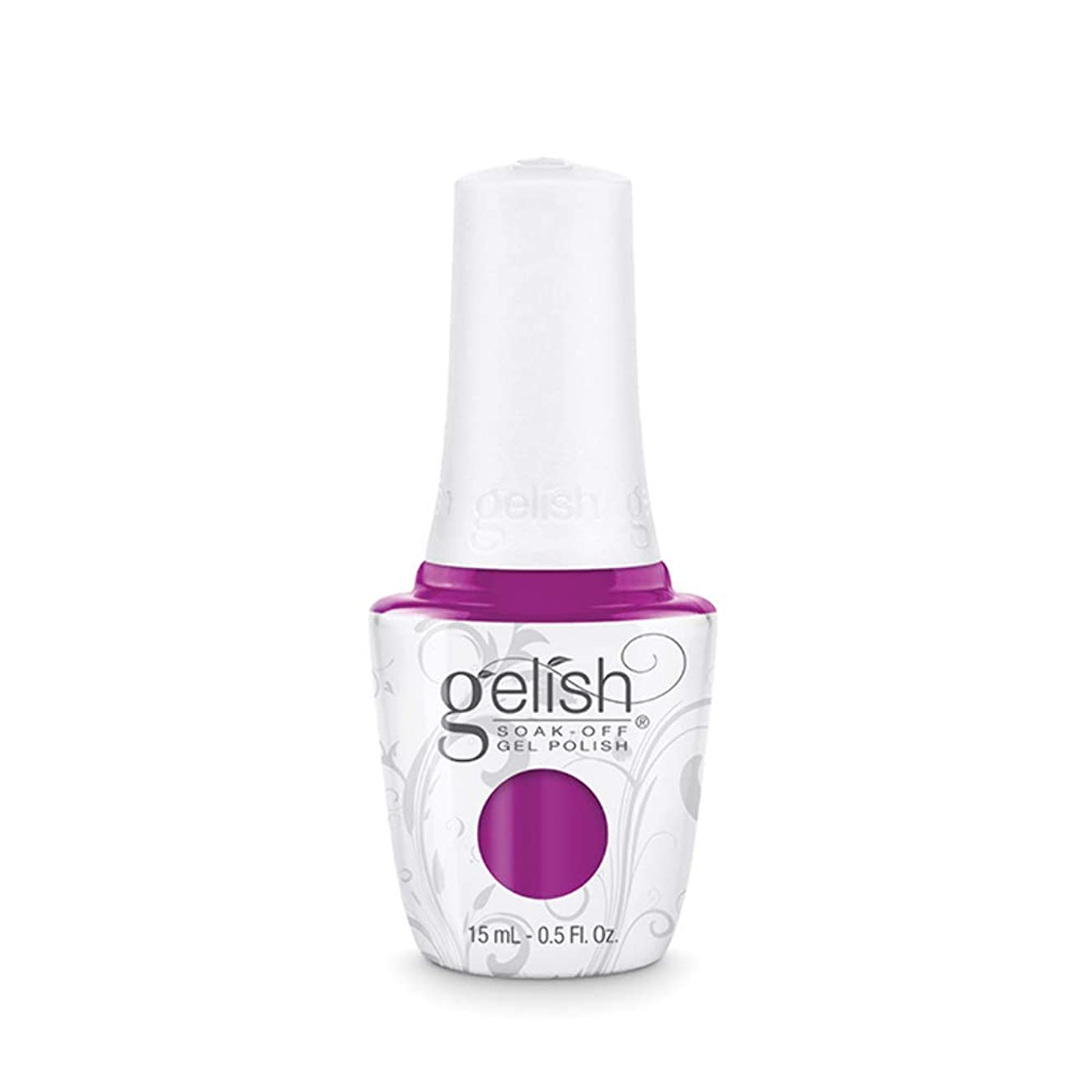 スチール防止職業Harmony Gelish Gel Polish - Tahiti hottie - 0.5oz / 15ml
