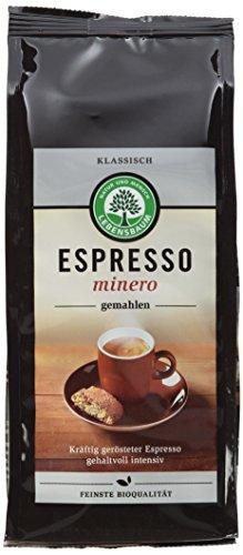 Lebensbaum Espresso Minero, gemahlen, 6er Pack (6 x 250 g)
