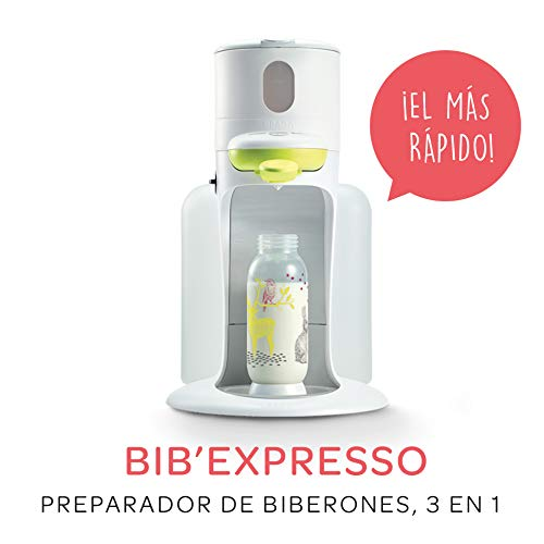 BEABA Bib'Expresso Preparador de Biberones 3 en 1