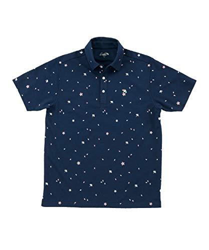 アーノルドパーマー ゴルフウェア ポロシャツ 半袖 2100009410195 NV L