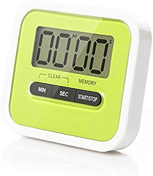 Roveinsia Digital Kitchen 100-Minute Count Up & Countdown Timer