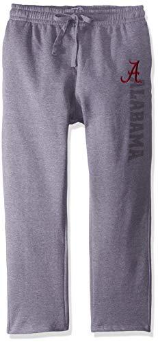 E5 Men's NCAA Fleece Pants, Alabama, 2X