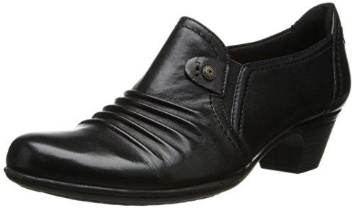 Rockport Cobb Hill Women's Adele-Ch Dress Pump, Black, 8 M US