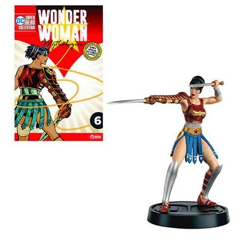 Eaglemoss DC Super Hero Collection: Wonder Woman Mythologies #06 Divine Armor Figurine